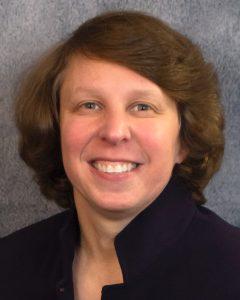 Image of Julie Camden, partner at Camden & Meridew.